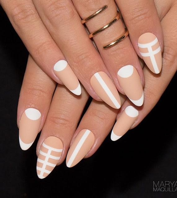 Nude-color-nail-art-designs-1